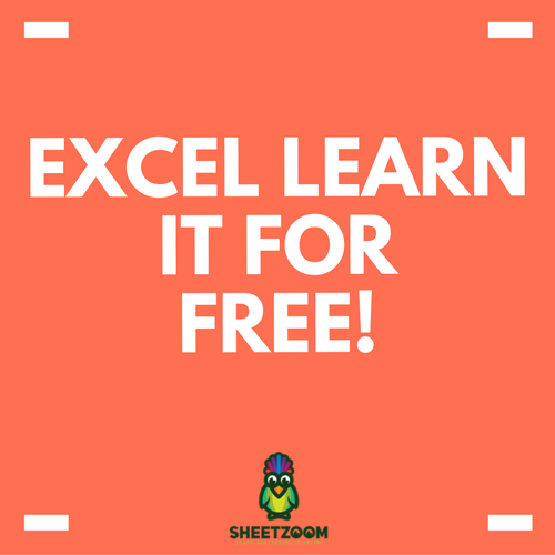 Excel Learn It For Free!