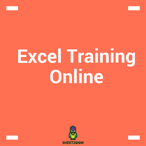 Excel Training Online