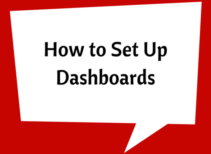 How to Set Up Dashboards