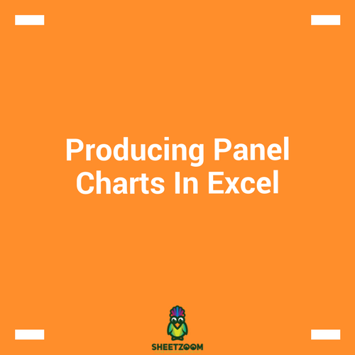 Producing Panel Charts In Excel