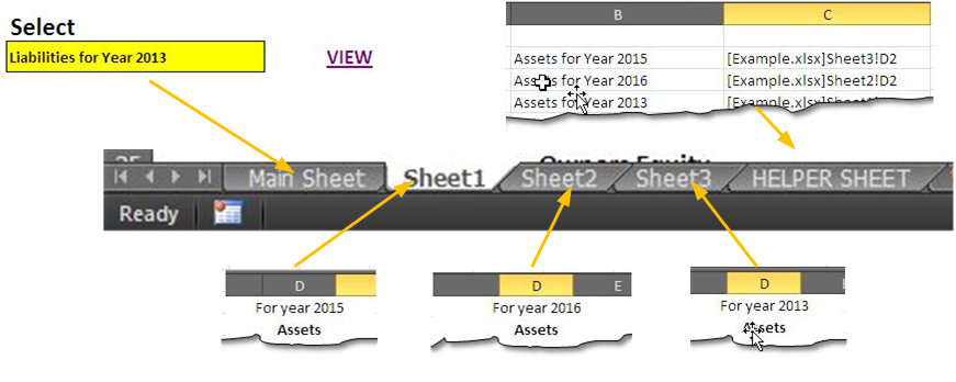 Using Hyperlink () With Vlookup () To Jump To A Specific