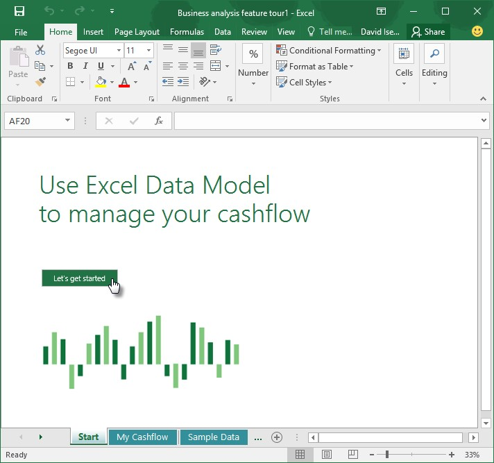 Excel 2016 New Functions
