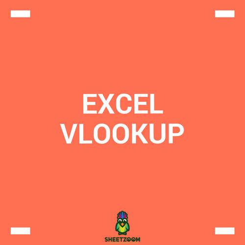 Excel Vlookup